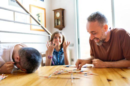 jogos para a família