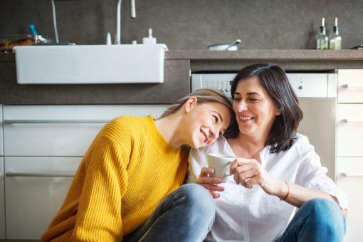 comunicação entre pais e filhos